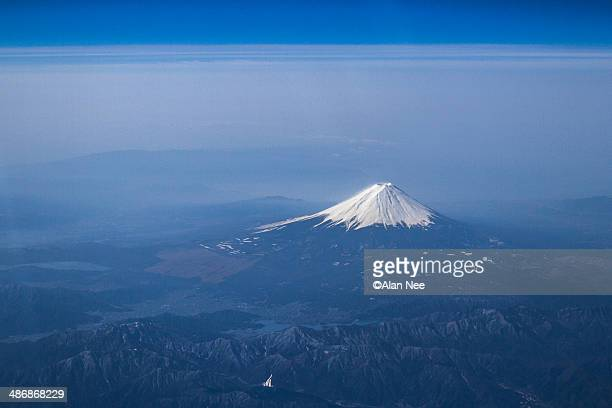 mt fuji - nee nee stock photos and pictures