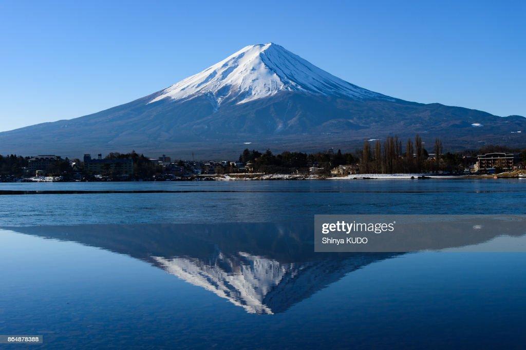 Mt. Fuji : ストックフォト