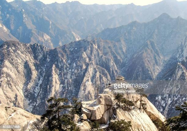 Mt Hua Shan East Peak