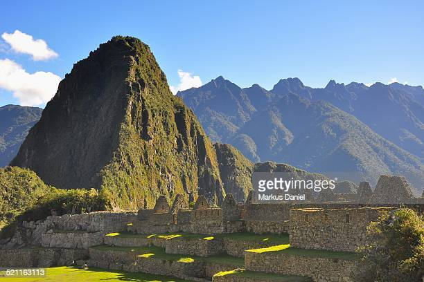 "mt. huayna picchu in machu picchu - ""markus daniel"" stock pictures, royalty-free photos & images"