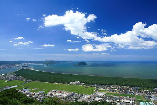 Mt. Kagamiyama Wall Art