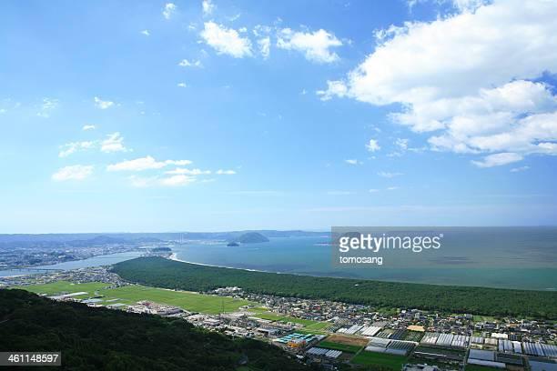 mt. kagamiyama - 佐賀県 ストックフォトと画像