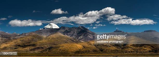 mt. kailash - mt kailash stock pictures, royalty-free photos & images