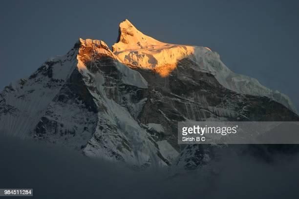 Mt. Kangtega, Nepal