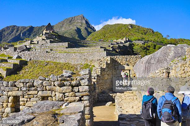 Mt. Machu Picchu and Agricultural Sector
