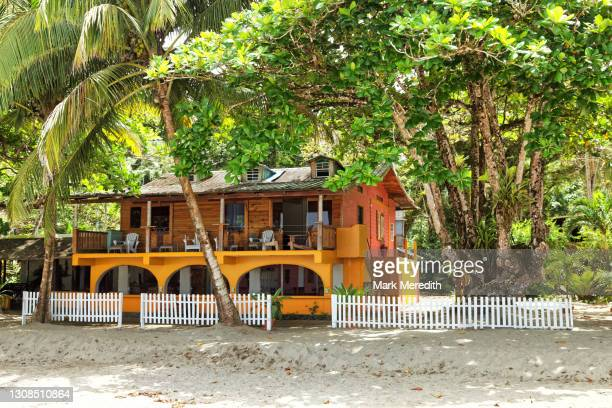 mt plaisir estate hotel - trinidad and tobago stock pictures, royalty-free photos & images