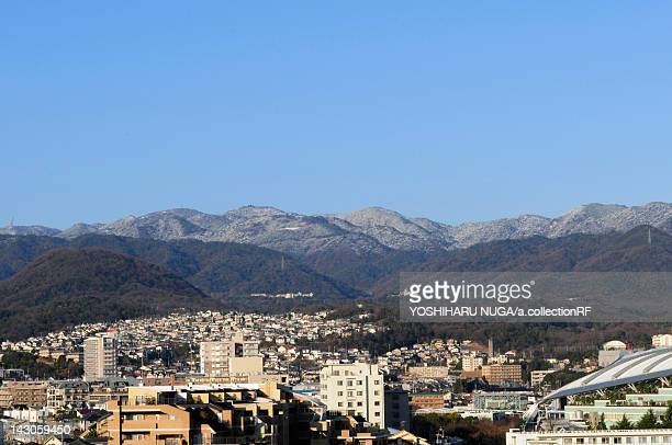 Mt Rokko and Nishinomiya