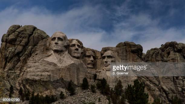 US - Mt. Rushmore National Memorial