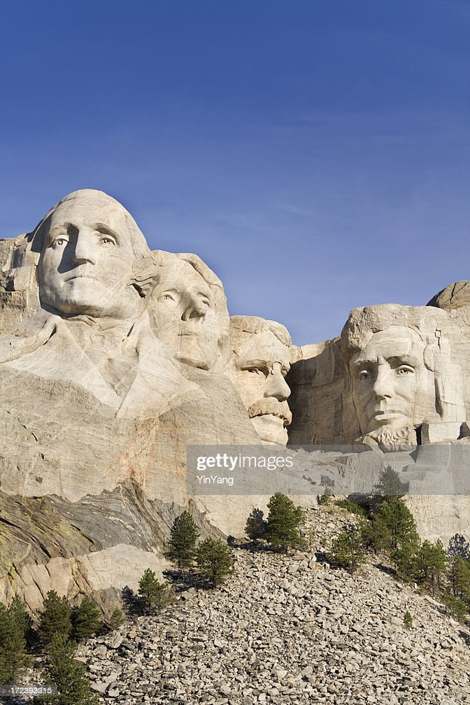 presidents in mount rushmore