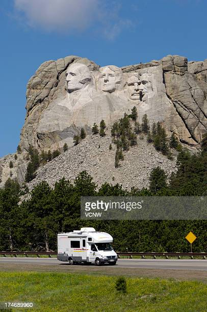 mt. rushmore - south dakota stock pictures, royalty-free photos & images