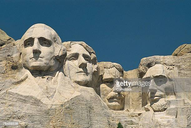 Mt. Rushmore , South Dakota