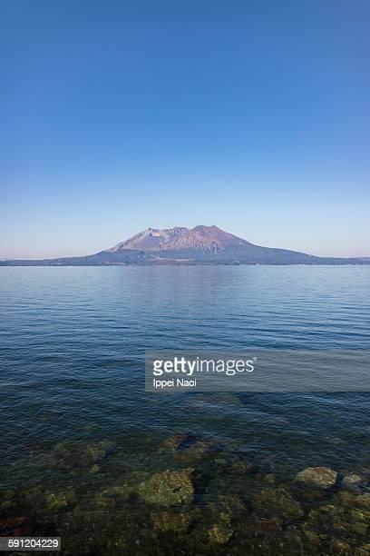 Mt. Sakurajima and Kagoshima Bay, Japan