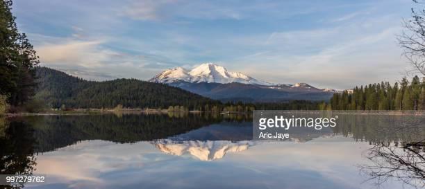 Mt Shasta Panoramic