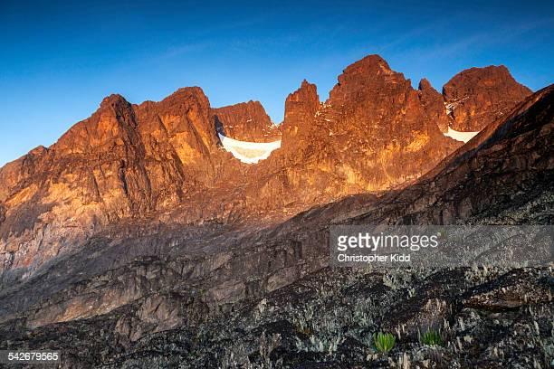 Mt. Stanley, Rwenzori Mountains, Uganda