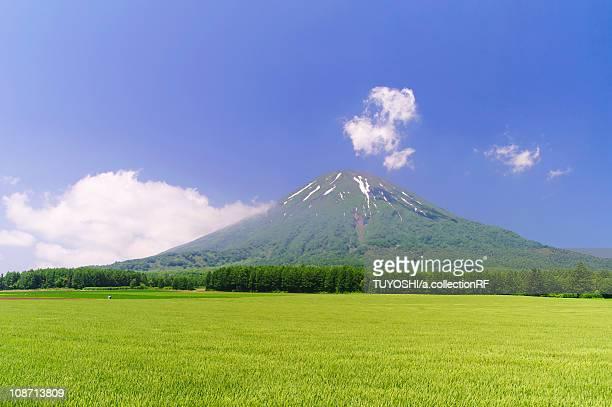 Mt. Yotei, Hokkaido Prefecture, Japan
