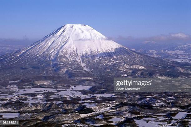 Mt Yotei, Niseko, Hokkaido, Japan.