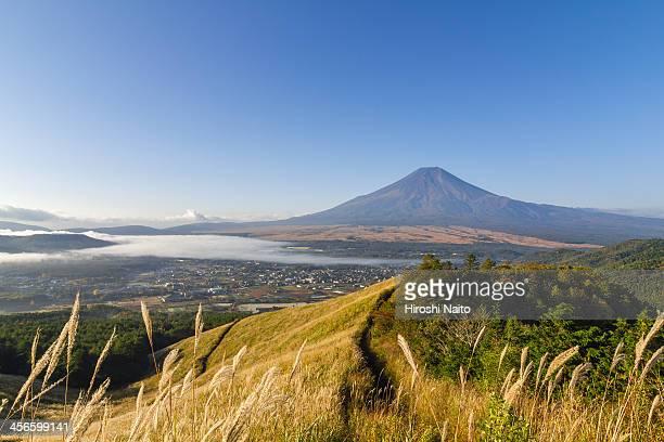 Mt.Fuji from Mt.Takazasu