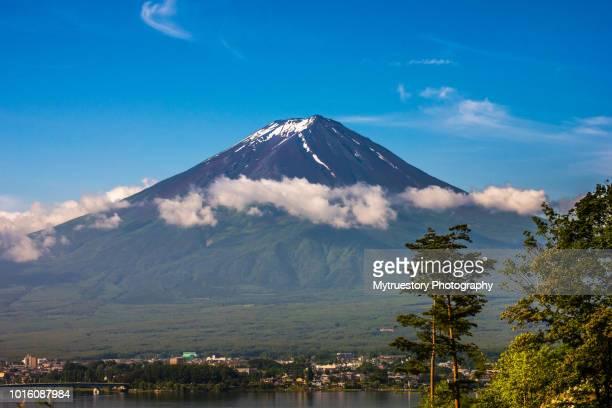 Mt.Fuji in Summer