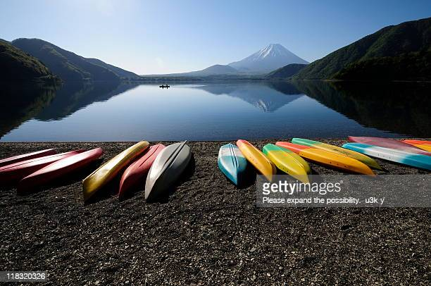 Mt.FUJI Lake Motosu