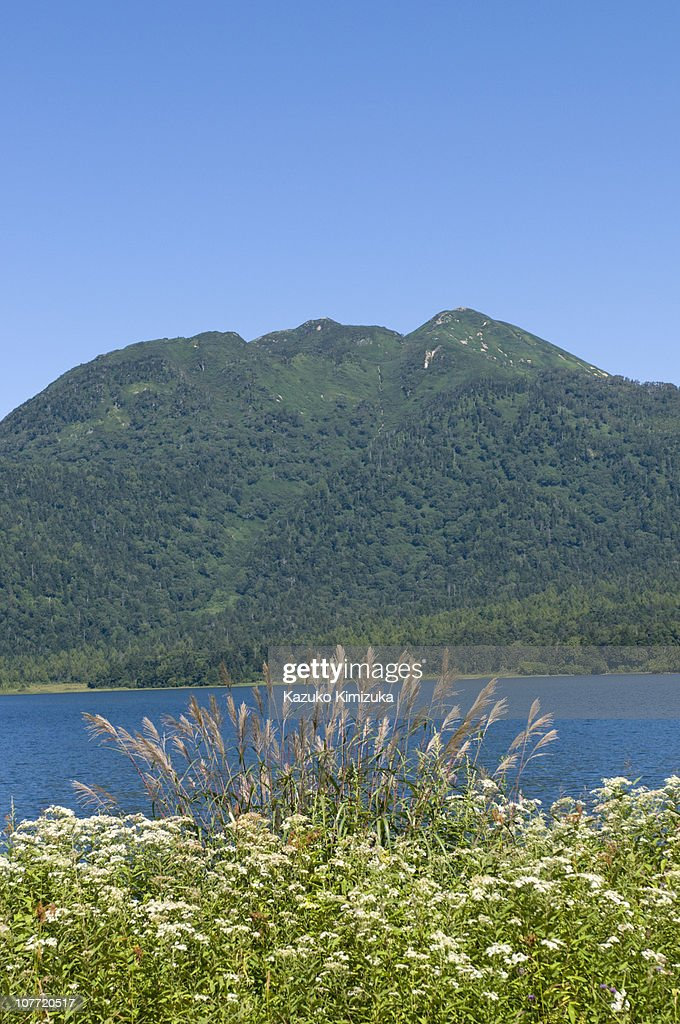 Mt.Hiuchigatake : ストックフォト