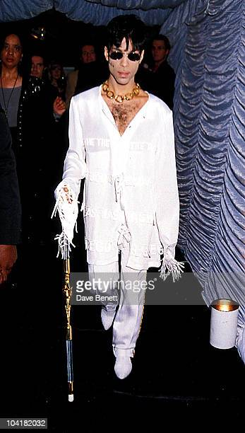Mtv/ Vh 1 Party Round House London Prince Prince The Singer