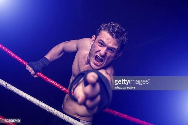 Muay Thai boxe