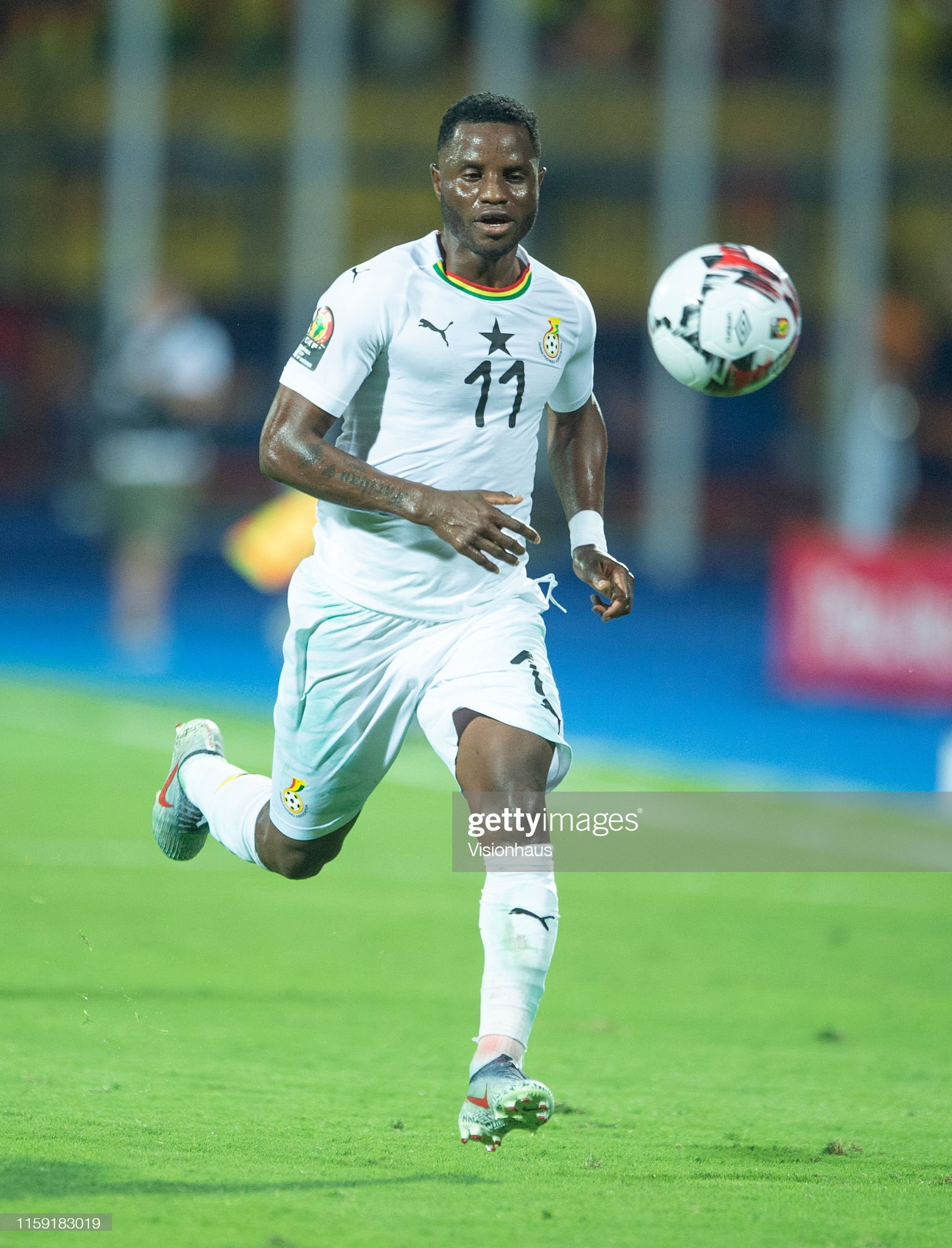 Cameroon v Ghana: Group F - 2019 Africa Cup of Nations : News Photo