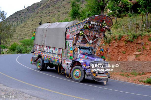 CONTENT] Much like Billboard painting in Pakistan another indigenous form of art created in Pakistan is Truck Painting With colorful floral patterns...