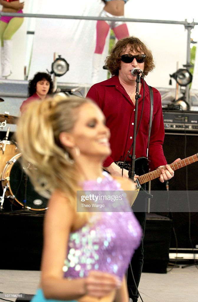 Muck and the Mires during Little Steven's Underground Garage Festival Presented by Dunkin' Donuts - Show - August 14, 2004 at Randall's Island in New York City, New York, United States.