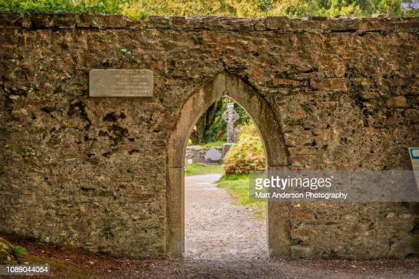 Muckross Abbey Archway 2