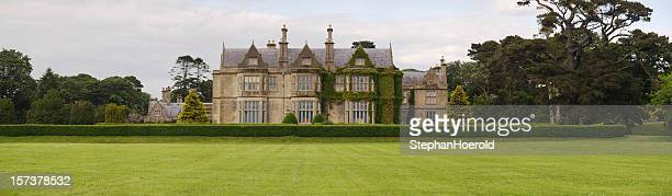 muckross house, killarney - stately home stock pictures, royalty-free photos & images