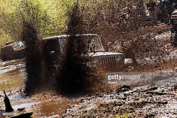 Mud Bogging
