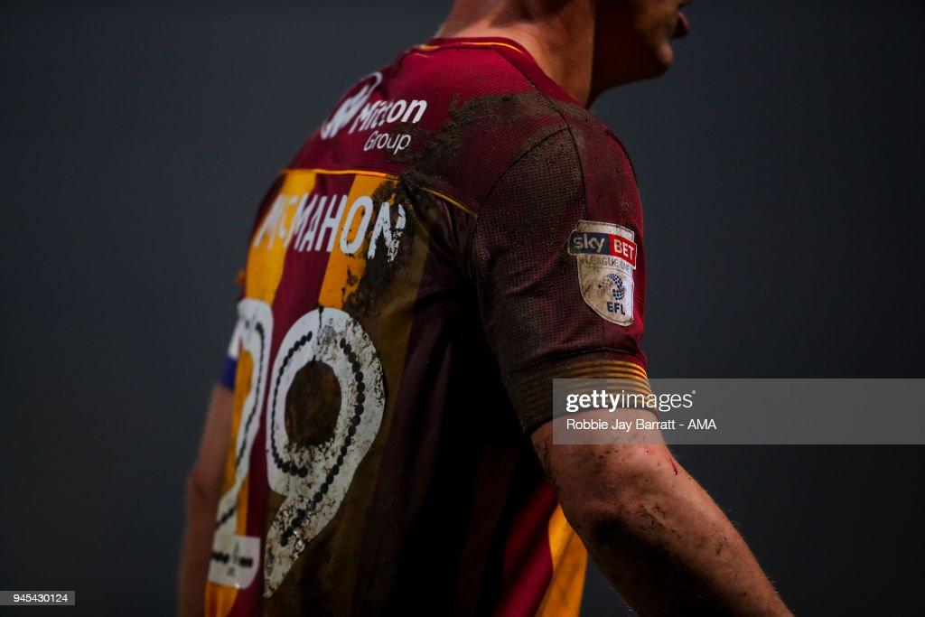 Bradford City v Shrewsbury Town - Sky Bet League One : News Photo