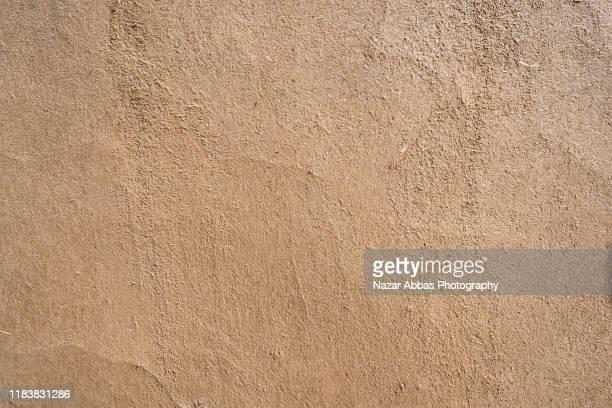 mud plaster background. - 粘土 ストックフォトと画像