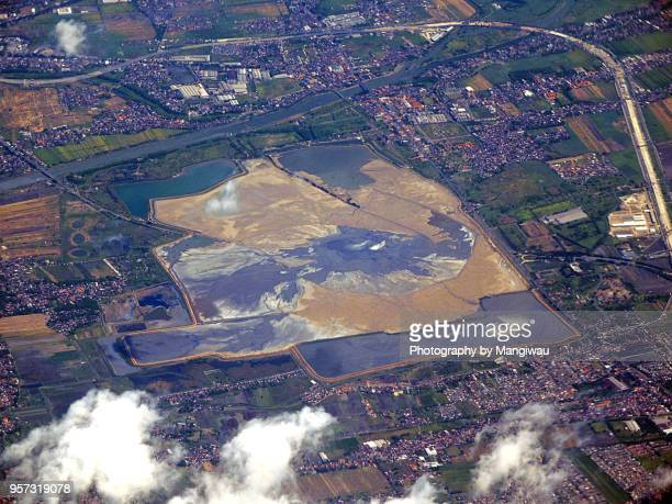 mud volcano - biggest stock pictures, royalty-free photos & images