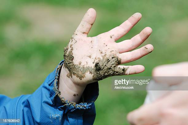 Muddy Hand
