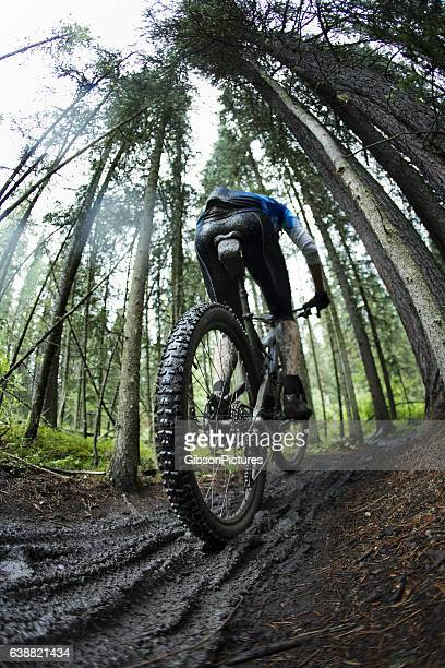 Muddy Mountain Bike Race