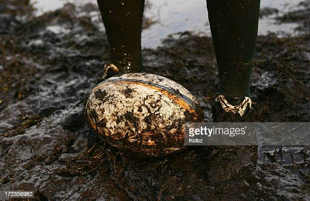 muddy rugby - rugby league stock pictures, royalty-free photos & images