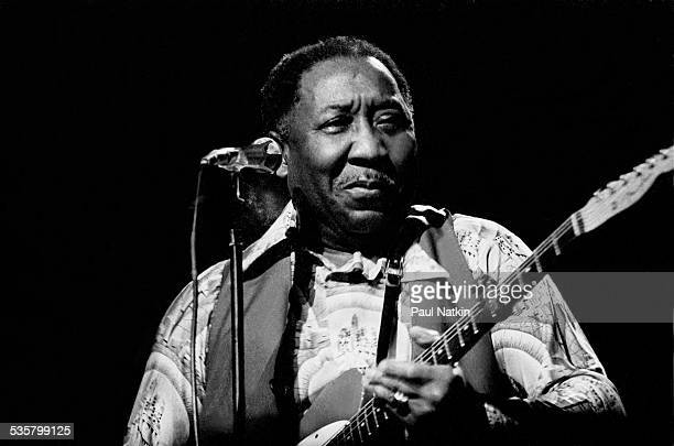 Muddy Waters performing at Buddy Guy's Legends Chicago Illinois January 27 2007