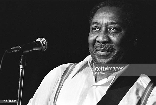 Muddy Waters performs at Harry Hopes Chicago Illinois August 25 1978