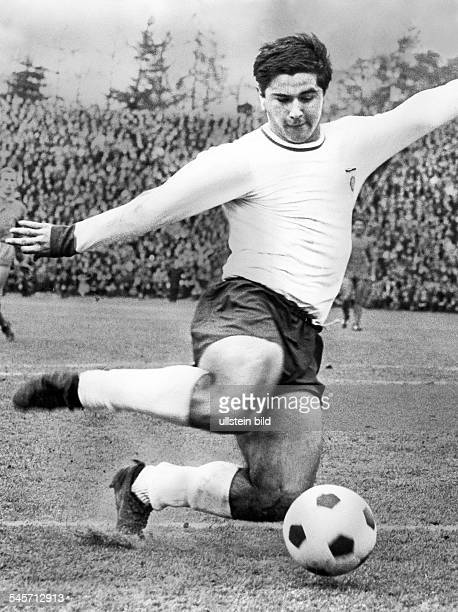 Mueller Gerd * Athlete Football Germany playing for Bayern Munich 1969