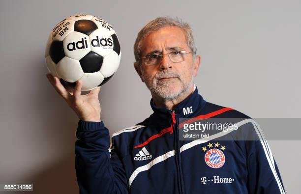 Mueller, Gerd - Football, Assistant Coach, FC Bayern Munich II, Germany