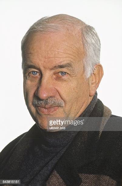 MuellerStahl Armin *Schauspieler Maler Schriftsteller D Portrait Oktober 1999
