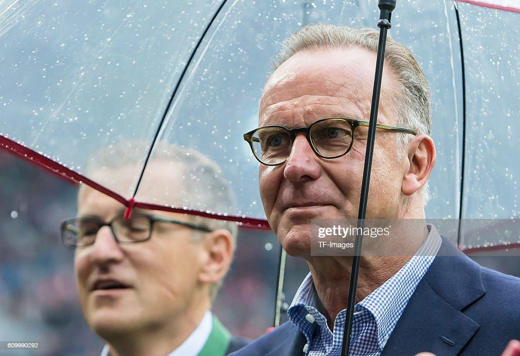 BL: FC Bayern Muenchen - FC Ingolstadt 04 : News Photo