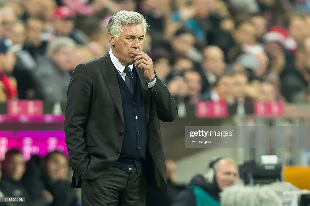 BL: FC Bayern Muenchen - Borussia Moenchengladbach : News Photo