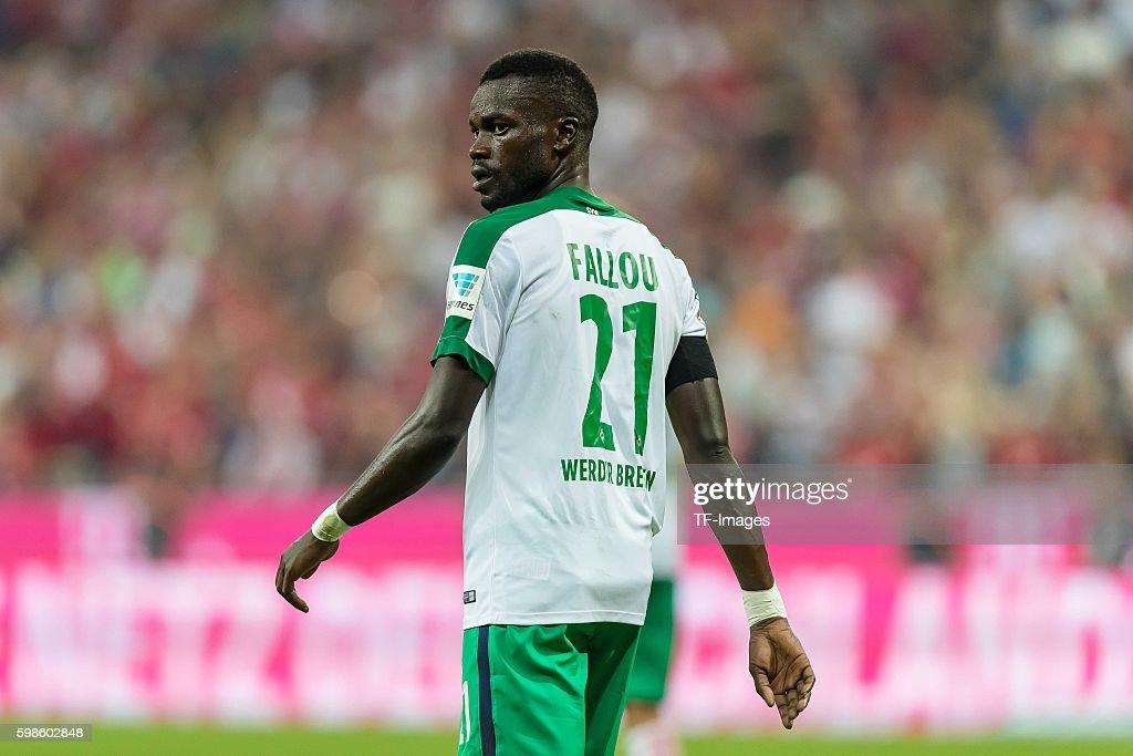 BL: FC Bayern Muenchen - SV Werder Bremen : News Photo