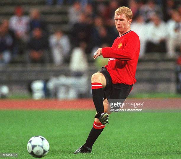 MASTERS Muenchen REAL MADRID MANCHESTER UNITED 01 Paul SCHOLES/MANCHESTER
