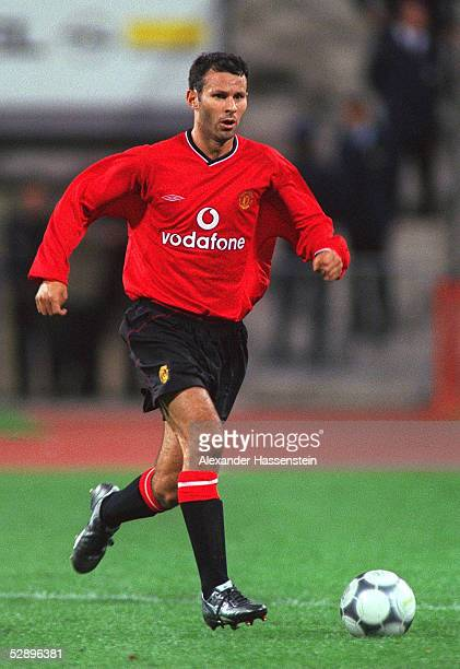 MASTERS Muenchen REAL MADRID MANCHESTER UNITED 01 Ryan GIGGS/MANCHESTER
