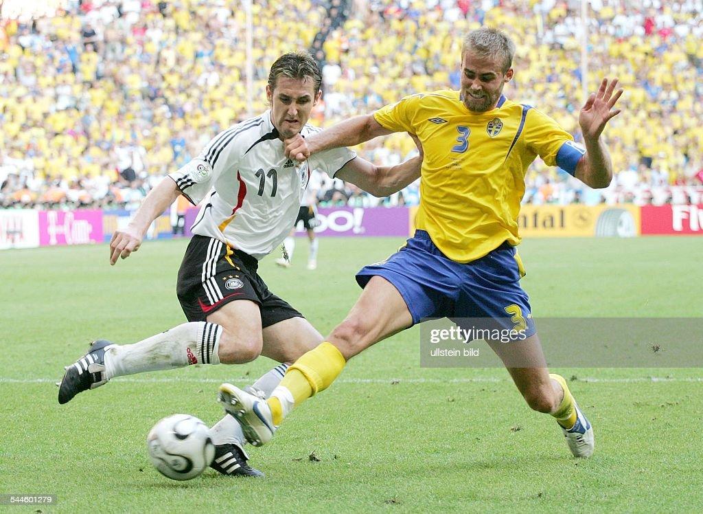 Deutschland-Schweden