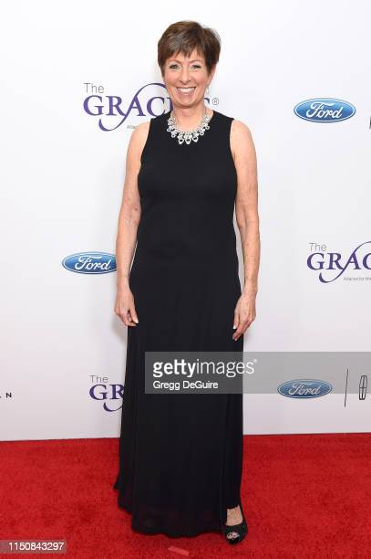 Muffet McGraw at the 44th Annual Gracies Awards, hosted by The Alliance for Women in Media Foundation on May 21, 2019 at the Four Seasons Beverly...